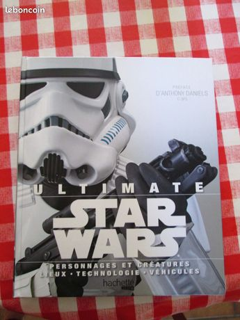 Livre Ultimate star wars