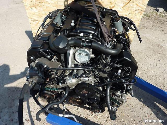 moteur bmw x5 550i 650i 750i 4 8l 367 cv - n62b48 equipement auto bas-rhin