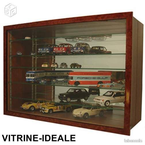 vitrine murale capri pour voiture miniature collection ard che. Black Bedroom Furniture Sets. Home Design Ideas