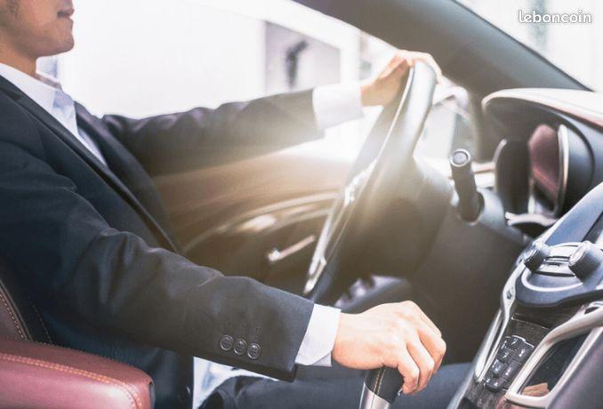 Recherche Chauffeur VTC temps plein (H/F)