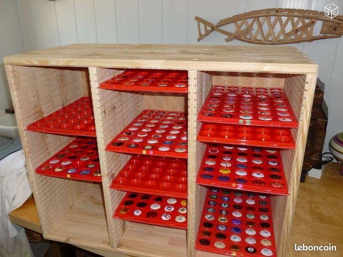 meuble de rangement capsules de chagne ameublement seine maritime leboncoin fr
