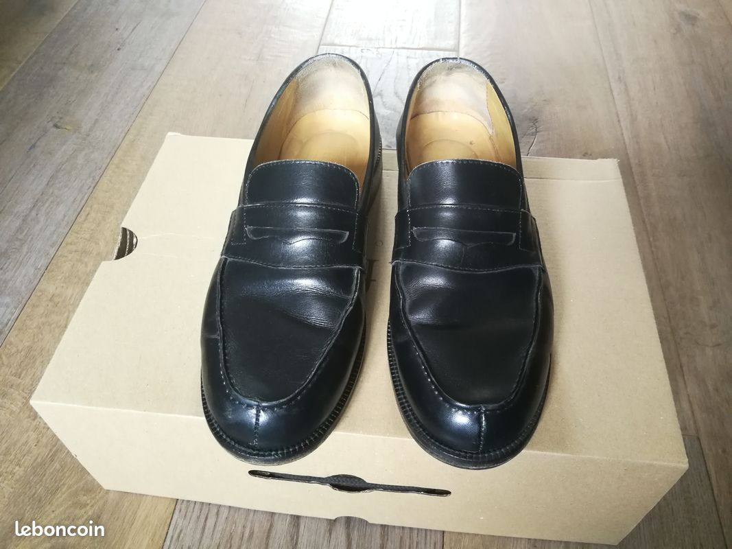 Chaussures mocassins brett & sons