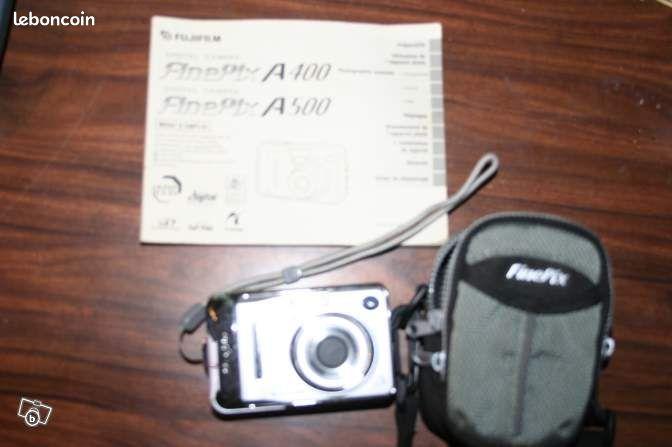 Appareil photo numerique fujifilm finepix a 500 image for Fujifilm finepix s5600 prix neuf