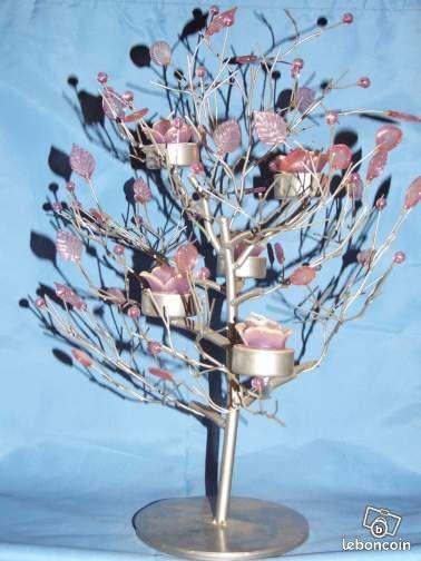 arbre bougies d coration eure et loir. Black Bedroom Furniture Sets. Home Design Ideas