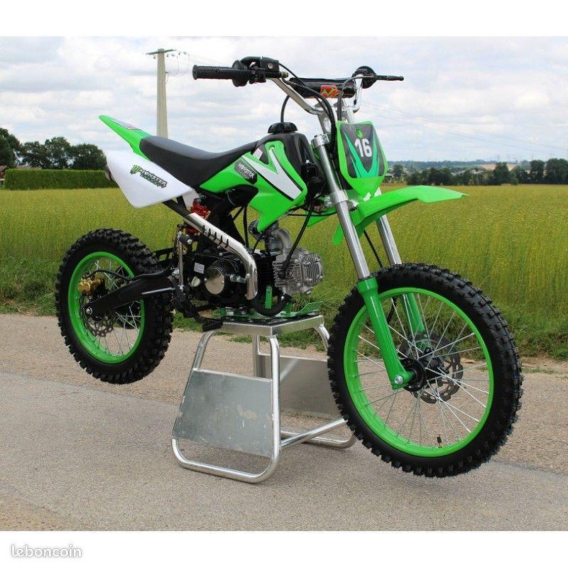 Dirt bike xtreme 125cc 14/17 neuve