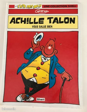 Album Achille Talon