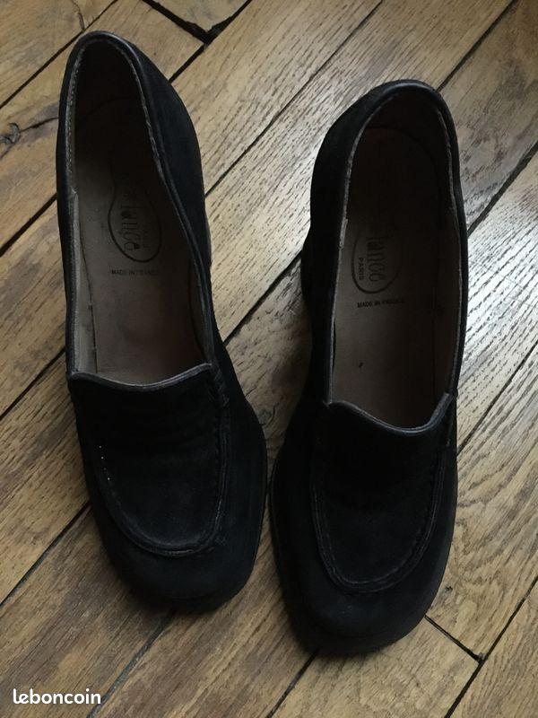 Chaussures vintage freelance 25