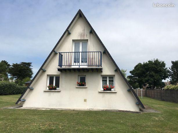 Maison à la plage, 4 personnes, chèques vacances