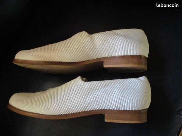 Chaussures blanches p38