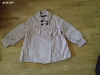 Veste Jacobs Manteau Marc 89 Rose Fille Ans 5R3LAc4qj