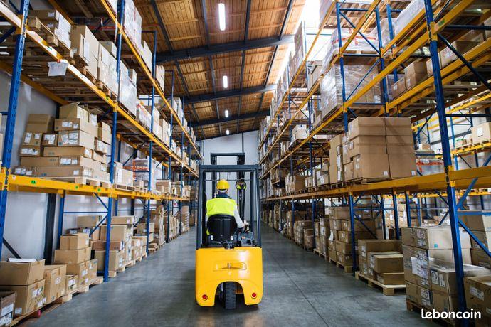 Recrutement Agents Logistiques (H/F)