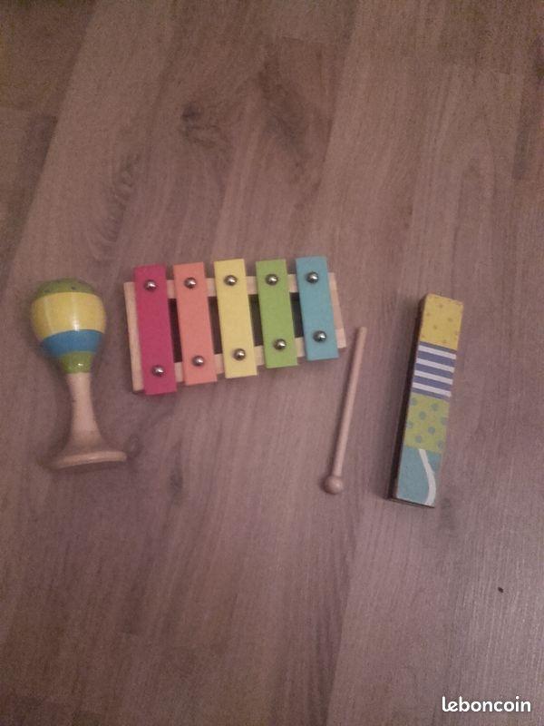 Instruments de musique bois
