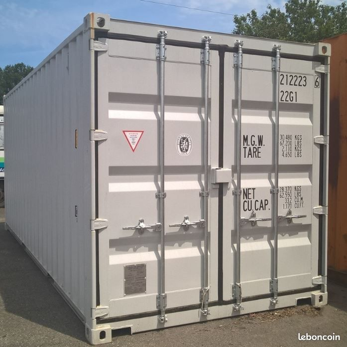 Capsa Container Pro Leboncoin