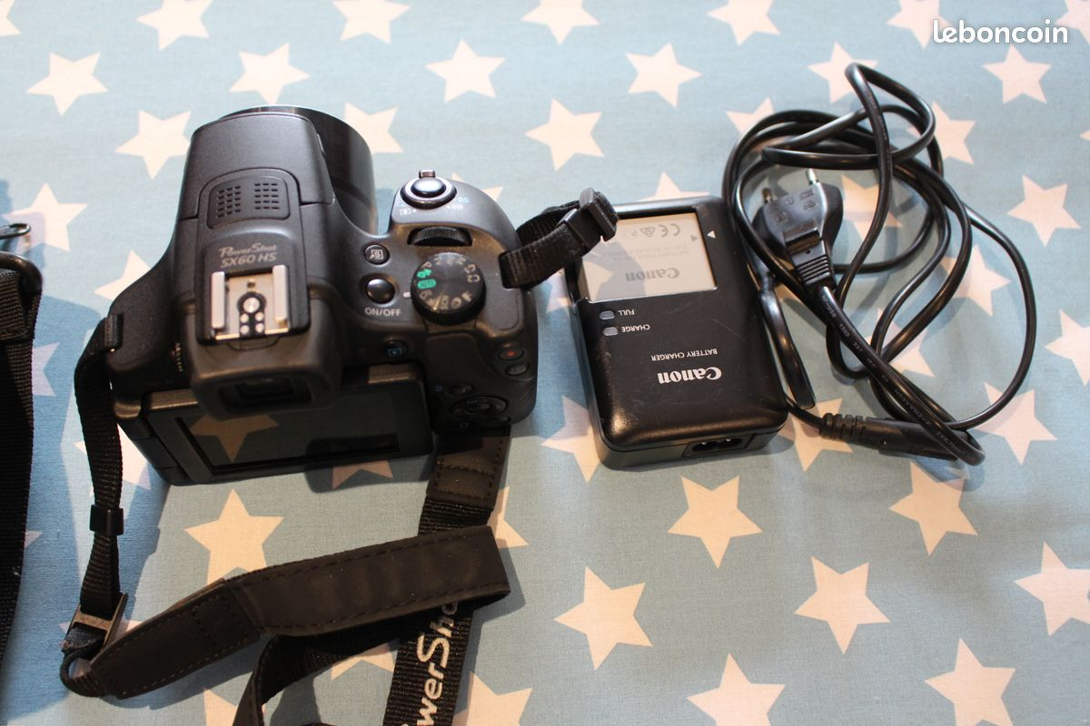 Canon sx60 powershot