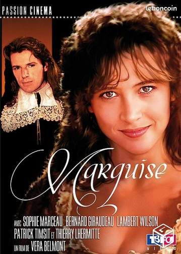marquise dvd sophie marceau bernard giraudeau dvd films marne. Black Bedroom Furniture Sets. Home Design Ideas