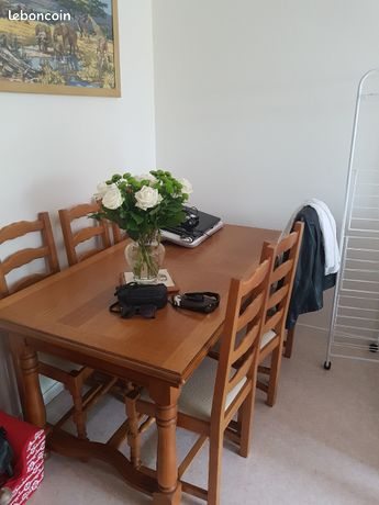 Meuble D Occasion Cuisine Table Et Canape Essonne Leboncoin