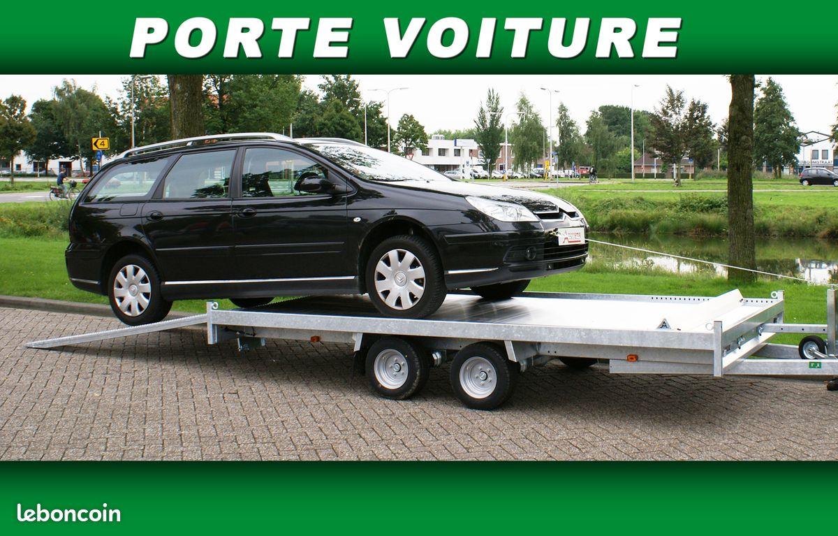 Remorque porte voiture msx 3000 kg destockage