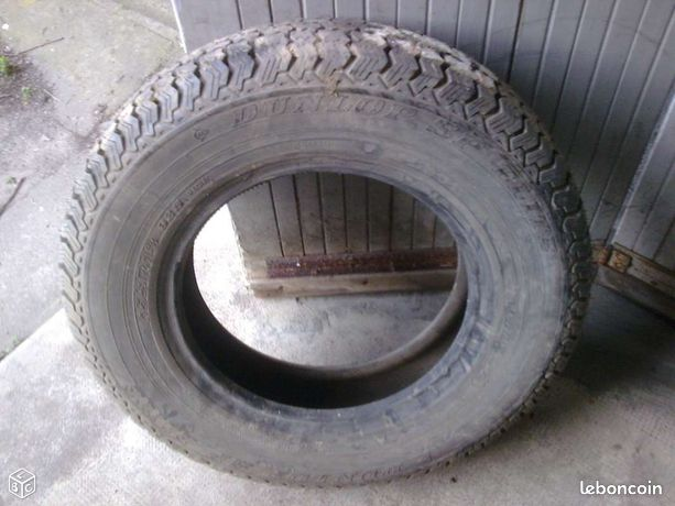 Pneu auto - Nantes - pneu neuf dunlop sp elite 165 sr 13 radial tube type pe : 25€ pneu occasion michelin 135 r 14 : 10€ 1 pneu par modèle  - Nantes