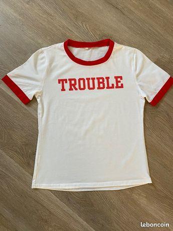 Tee shirt femme taille M