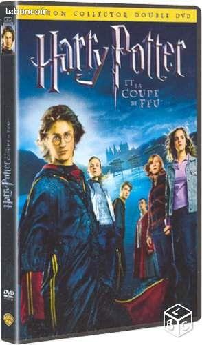 Dvds harry potter annonces d 39 achats et de ventes les - Harry potter et la coupe de feu bande annonce ...