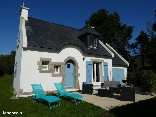 Maison de famille à Sarzeau wifi et plage à pied