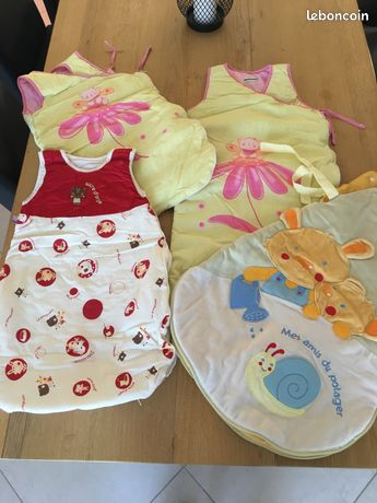 83782d46c58ba Vêtements bébé occasion Lot - nos annonces leboncoin