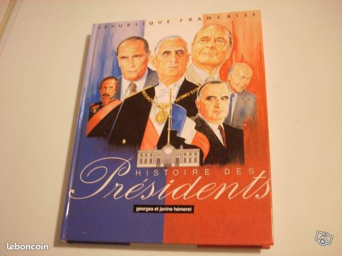 Histoire des pr sidents caplivre livres aube - Charline vanhoenacker vie privee ...