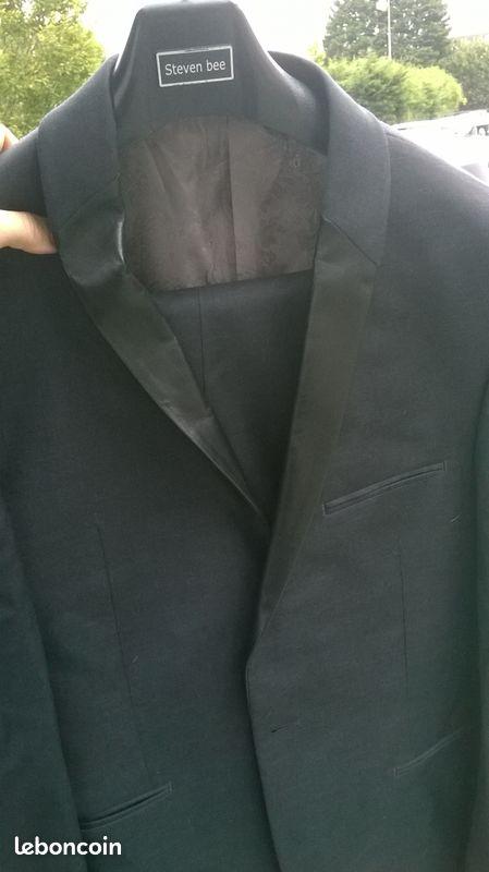 Prix cassé costume dolce gabbana gris taille m