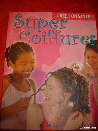 Super Coiffures edition Cerise bleue - Saumur - Super coiffures Editions Cerise bleue Etat neuf 4 Saumur quartier hôpital paiement espèces envoi simple possible + 4.20  - Saumur