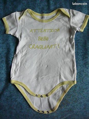 7e7f05f1b0cdb Vêtements bébé occasion Gard - nos annonces leboncoin