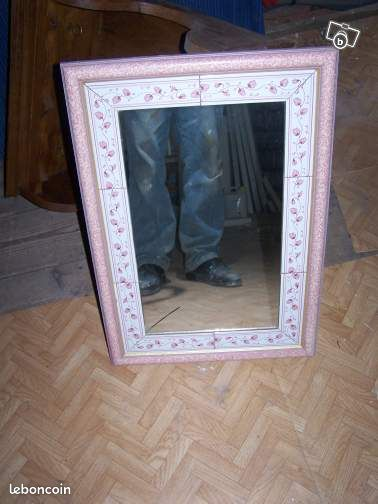 Miroir d coration aisne for Miroir le bon coin