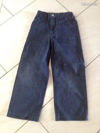 Pantalon bleu Oshkosh 7 ans - Amiens - Pantalon bleu Produit original Oshkosh Taille 7 ans Tres bon état Pour mes autres annonces tapez gea0608  - Amiens