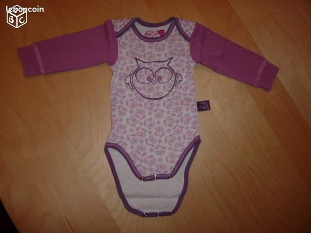 e08b7f23ca8 Vêtements bébé occasion Ardèche - nos annonces leboncoin