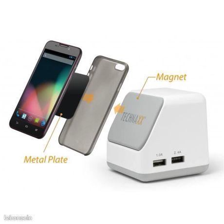 Chargeur de bureau pour smartphone neuf (image 1)