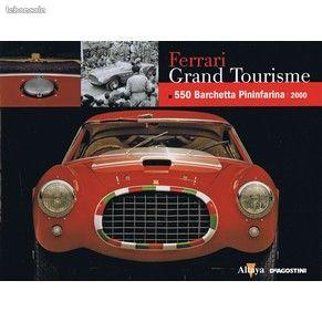 Ferrari Grand Tourisme 250 MM 1953 / Roberto Bonetto / Altaya