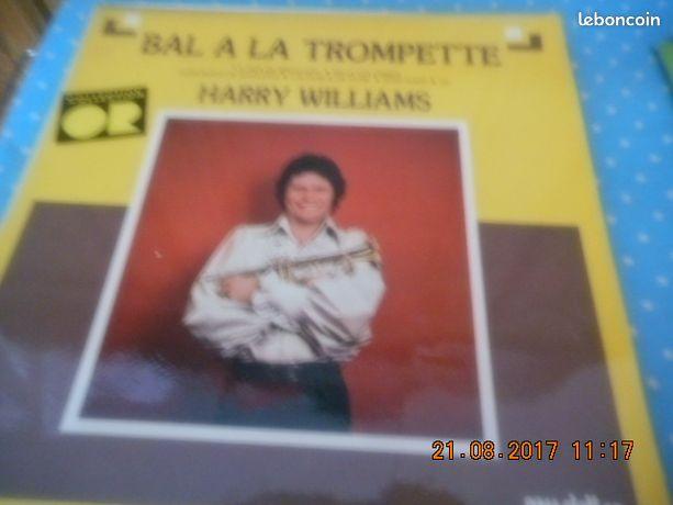 Bal à la Trompette Harry Williams vinyle - Gif-sur-Yvette - vend vinyle Bal à la Trompette Harry Williams  - Gif-sur-Yvette