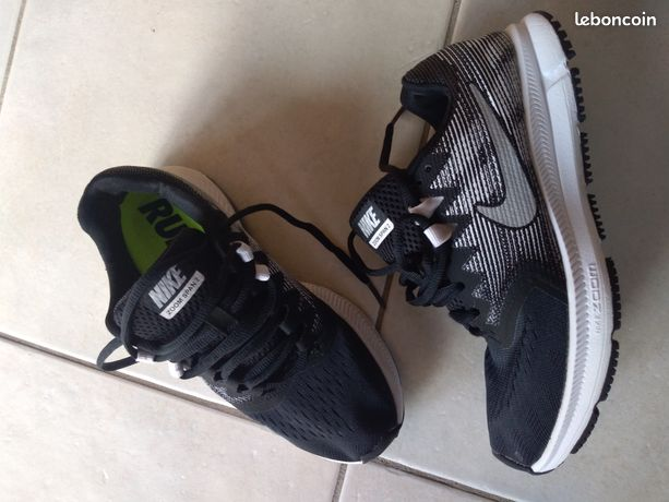 Baskets Nike zoom span 2 taille 36