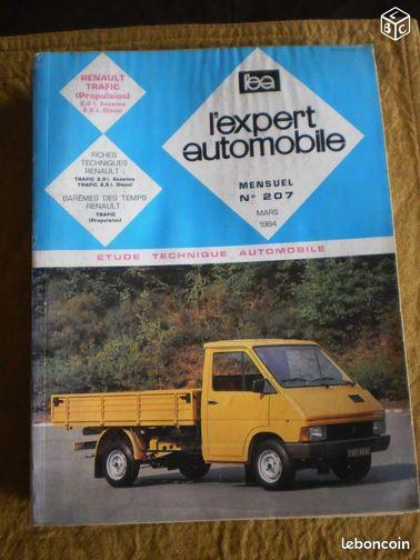 Trafic 1984 annonces d 39 achats et de ventes trouver le for Garage renault st etienne du rouvray