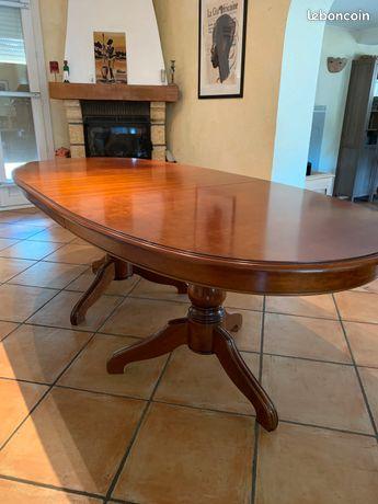 Table merisier