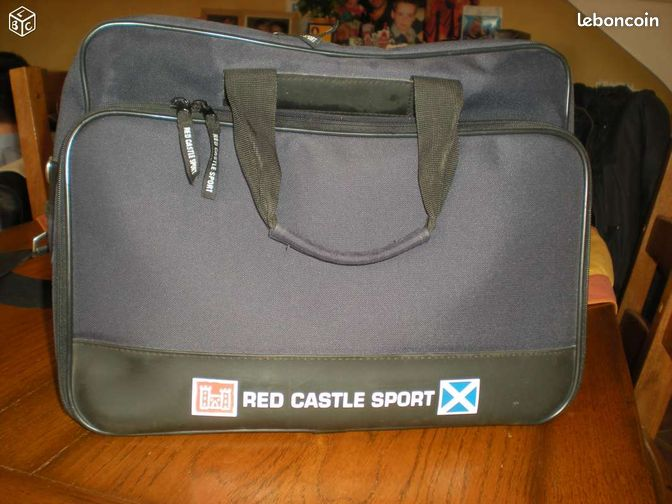 sac langer red castle sport equipement b b gard. Black Bedroom Furniture Sets. Home Design Ideas
