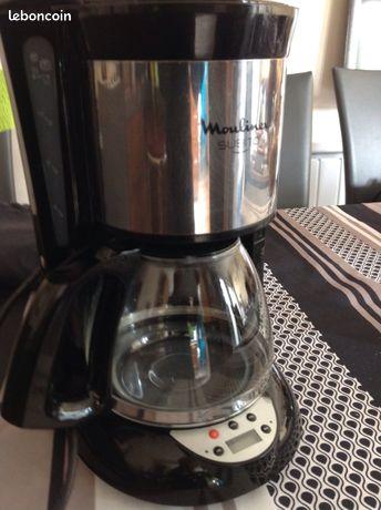 Cafetière électrique programmable MOULINEX