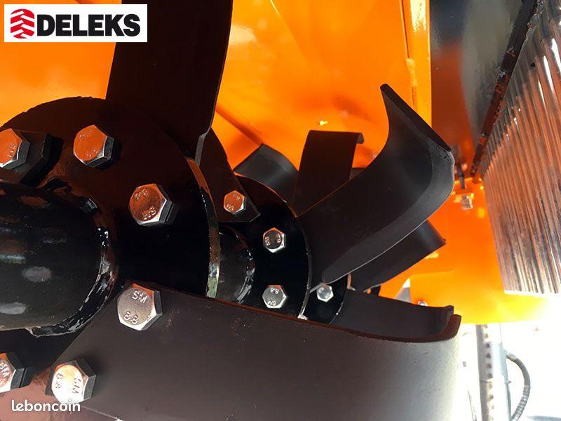 Enfouisseur de pierres 100cm deleks prix usine
