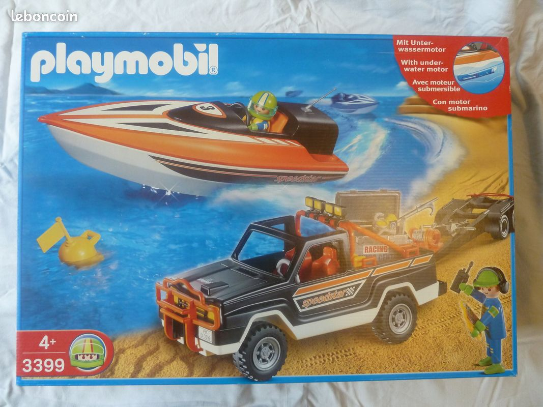 Et Bateau; Playmobil Moteur Jeux Jouetsgt; Attaque Pirates; Yf76gby