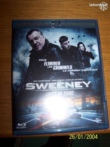 Bluray sweeney - Presles - BLURAY SWEENEY, attention uniquement en vo. Comme neuf  - Presles