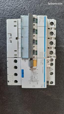 Disjoncteur hager NFN440 C40- Différentiel BDC840