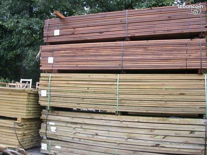 Bois de charpente Bricolage Maine et Loire leboncoin fr # Bois De Charpente En Ligne