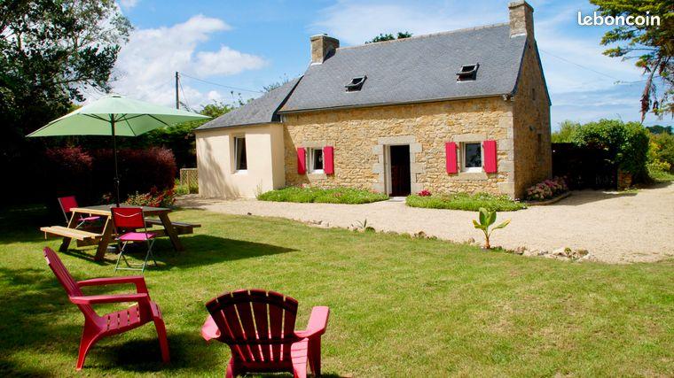 St Pol de Léon Finistère, Maison, 4 ch campagne 5mn de la Mer