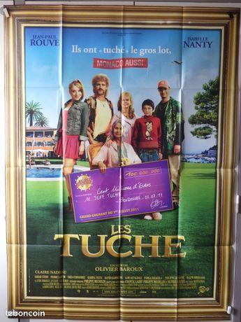 Affiche de cinéma : LES TUCHE