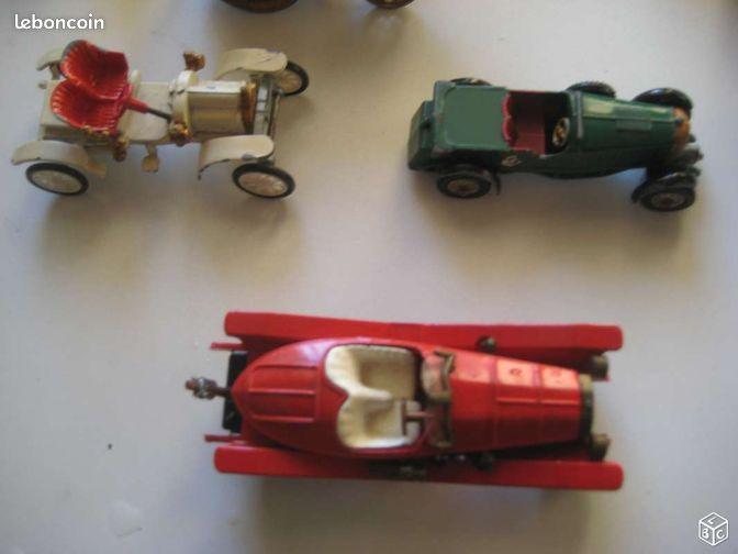 voitures miniatures anciennes annonces d 39 achats et de ventes. Black Bedroom Furniture Sets. Home Design Ideas