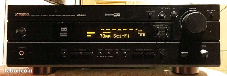 Ampli-tuner audio-vidéo